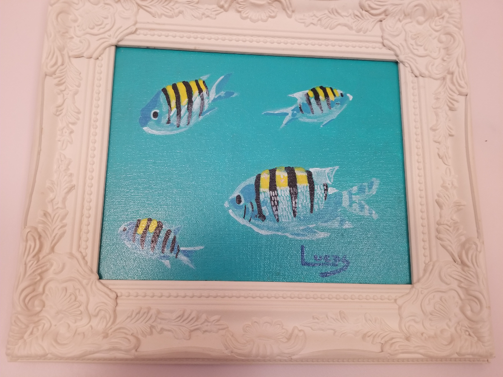 striped fishies